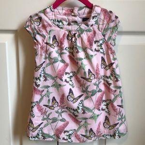 Baby GAP butterfly dress
